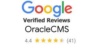 oraclecms google reviews